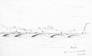 Puente paris